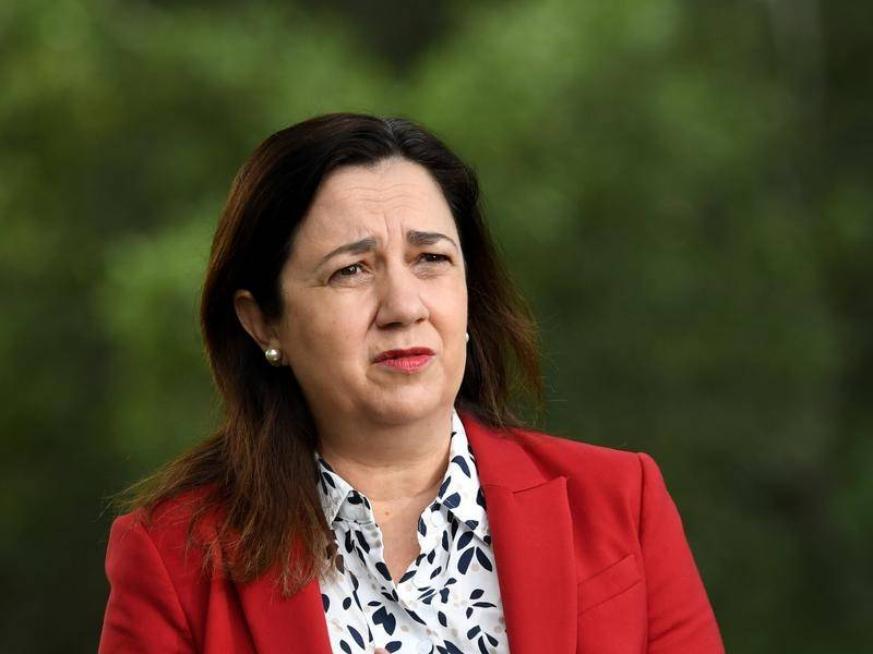 Annastacia Palaszczuk won't detail the nature of complaints of misconduct in ministerial offices.