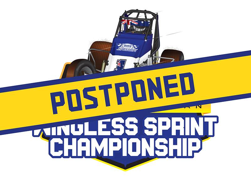 Murray Bridge Speedway postpones wingless sprint, 360 sprintcar nationals